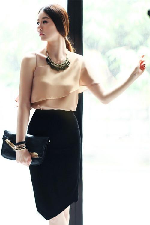7 ý tưởng mặc đẹp với váy bút chì - 16