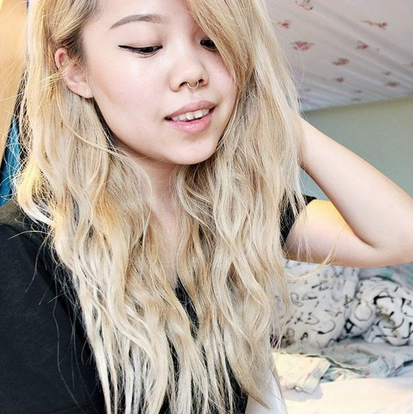 Asian girls with blonde hair, erotic adventures of marco polo