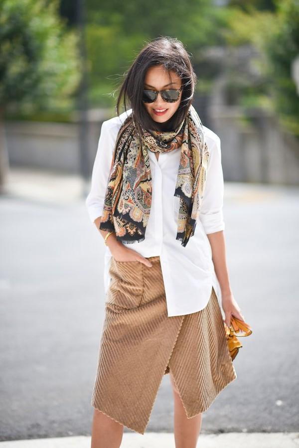 Trang phục mùa thu