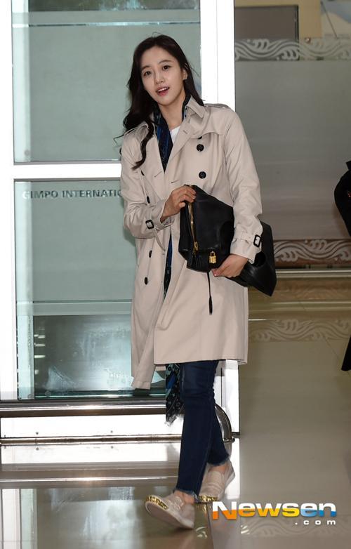4 combo thời trang đang được sao Hàn ưu ái khi trời lạnh