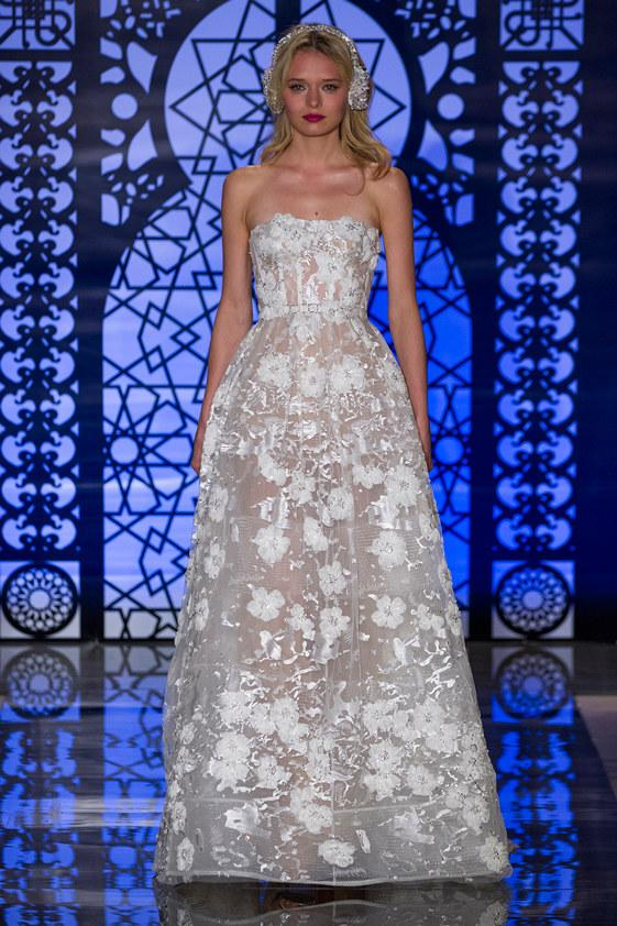 5 bộ sưu tập váy cưới đẹp mùa thời trang Thu Đông 2016
