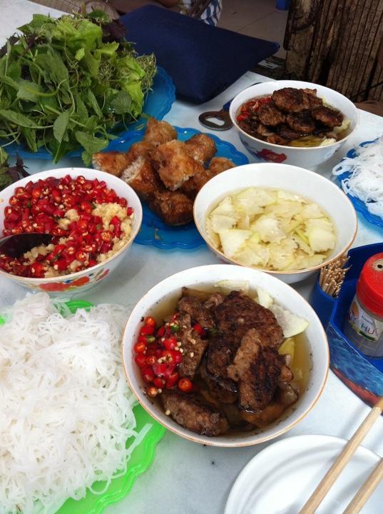 Các quán ăn ngon thương hiệu của 36 phố phường Hà Nội 5