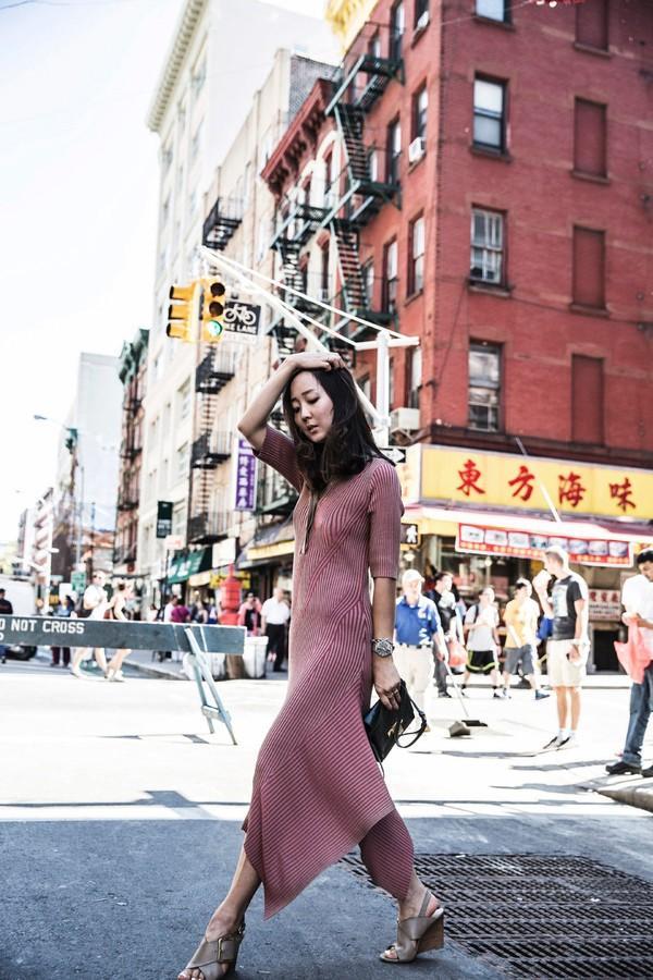 5 mẫu váy len đẹp hợp guu thời trang thu đông 2015 khiến bạn muốn mặc ngay thời điểm này