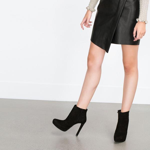 Boots gót nhọn