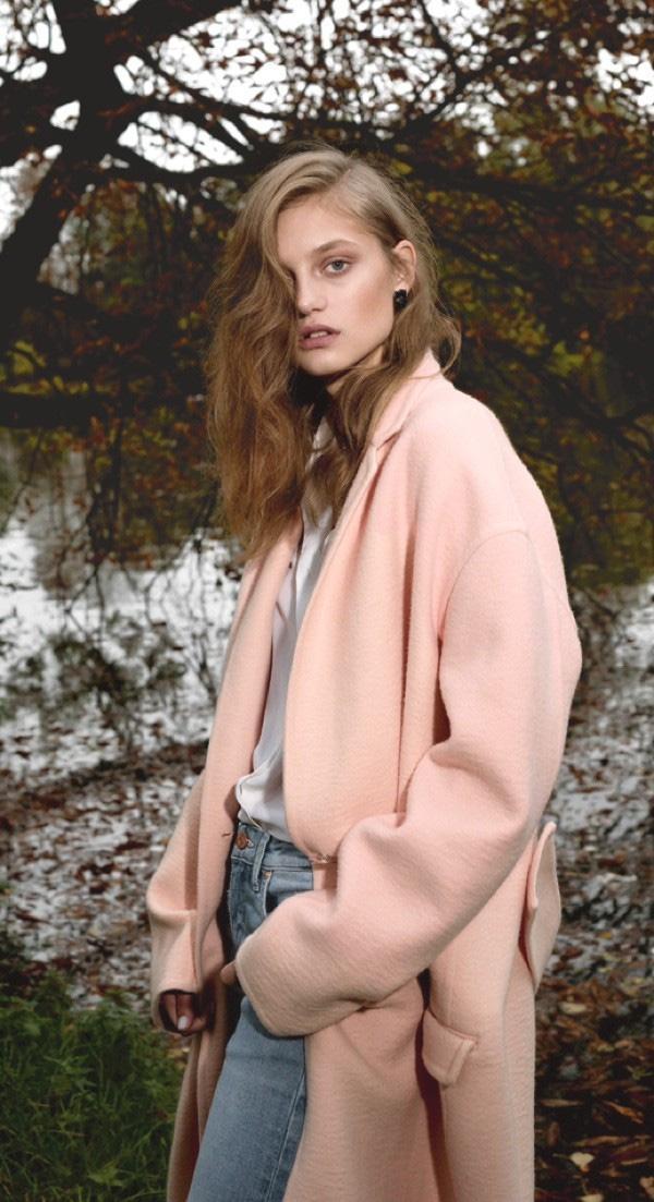 áo khoác màu sắc