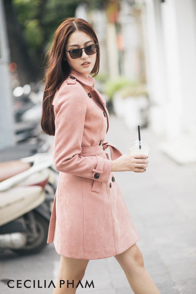 10 cách kết hợp áo khoác đẹp cho ngày lạnh