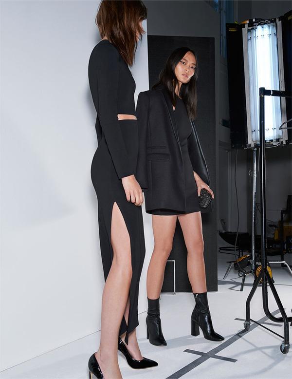 Lookbook trang phục dạ tiệc cuối năm của 3 hãng Mango, H&M, Zara