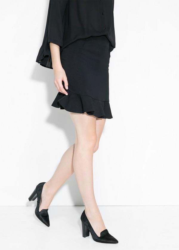 chọn chân váy phù hợp chiều cao 6
