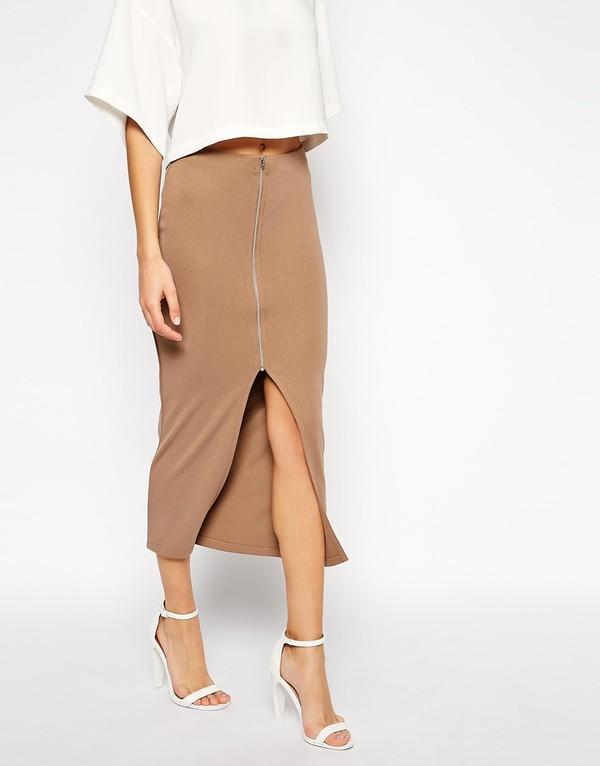 chọn chân váy phù hợp chiều cao 16