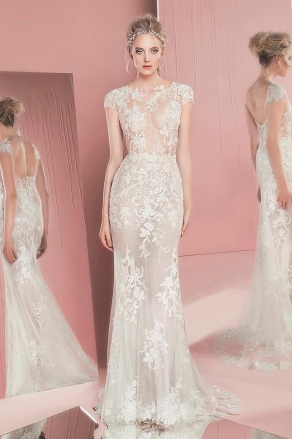 4 BST váy cưới đẹp mê mẩn cho mùa Xuân/Hè 2016