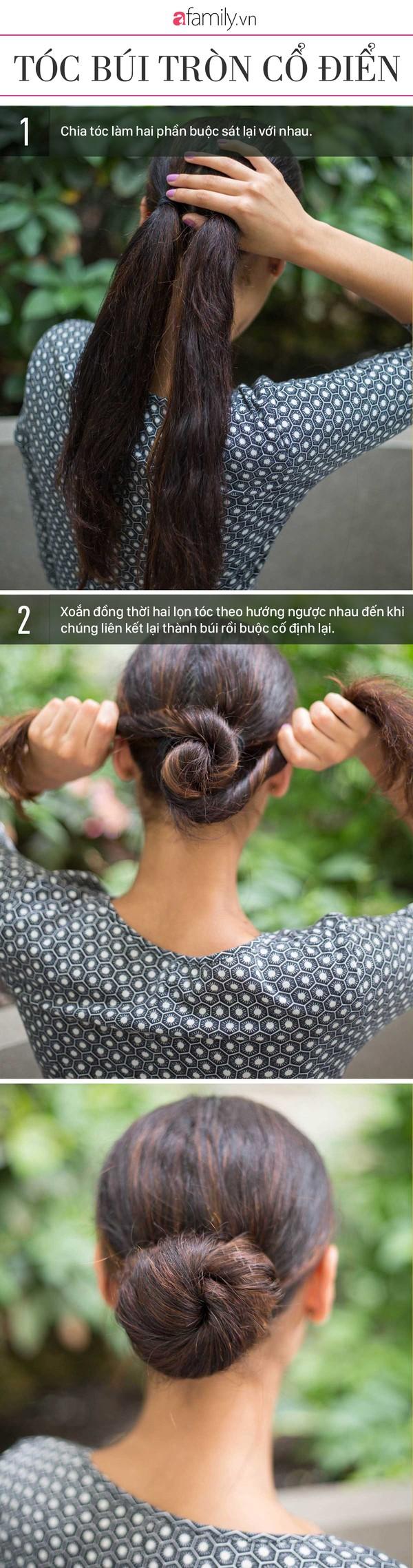 15 kiểu tóc đẹp