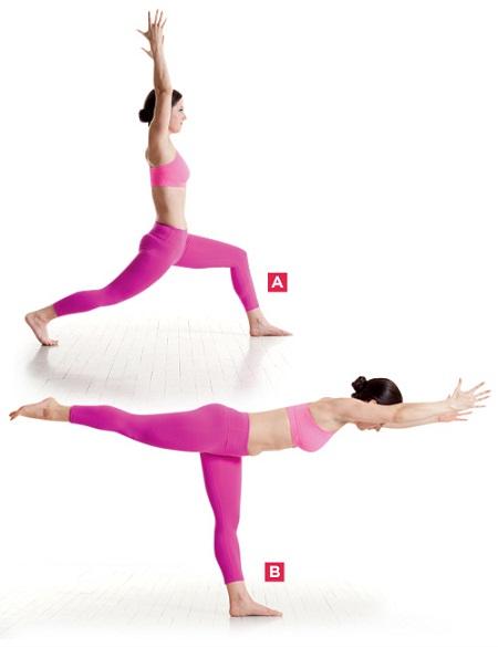 Giảm cân nhanh chóng với 5 bài tập yoga đơn giản