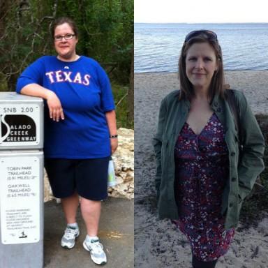 da4e2605480039864cfbab40c48b982ef8006d0a Cô nàng giảm 66 kg nhanh chóng chỉ nhờ vào việc đi bộ