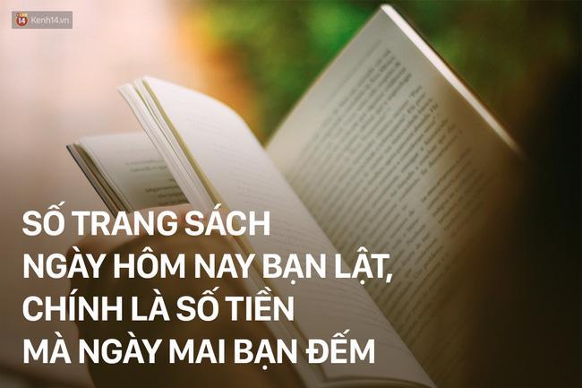 Đọc sách không phải để nhìn cho... oách - Ảnh 4.