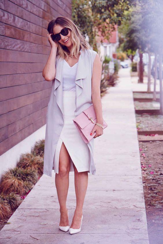 Thời trang công sở: hướng dẫn cách kết hợp trang phục cực xinh cho các nàng