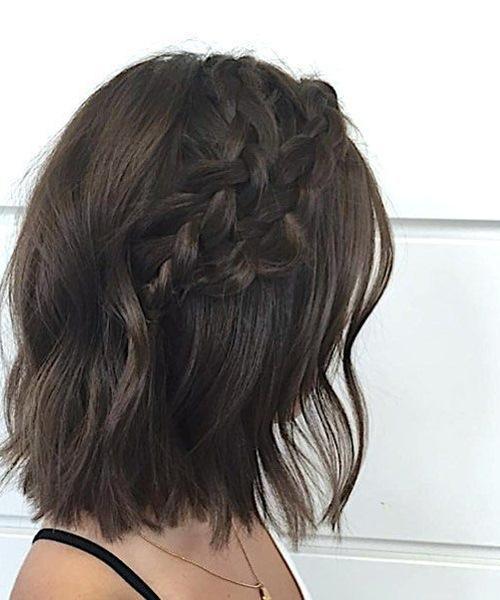 5 kiểu tóc xinh và siêu đơn giản cho nàng tóc ngắn - 10