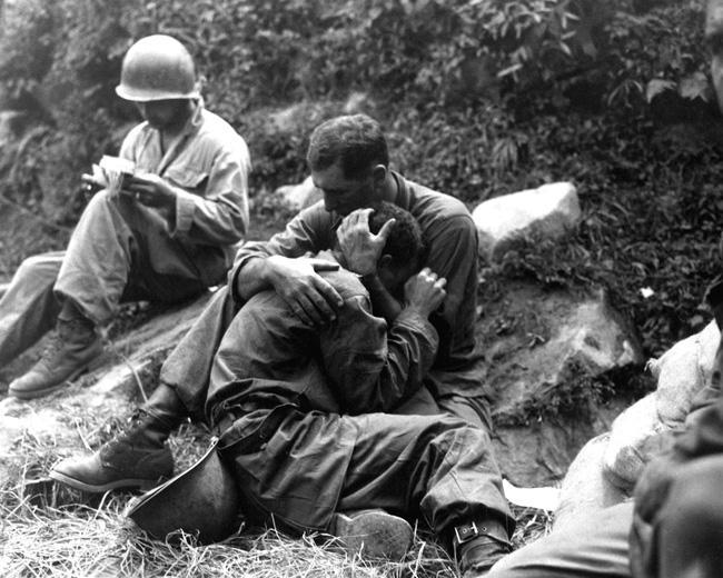 Lá thư của một người lính tử trận về lòng biết ơn khiến chúng ta phải suy ngẫm - Ảnh 2.