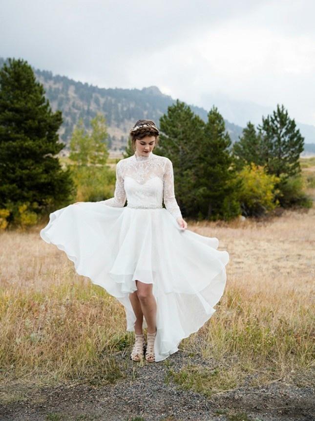 10 xu hướng váy cưới khiến mọi cô dâu mê mệt trong năm nay