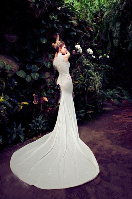 Đẹp mộng mơ với BST váy cưới của Nurit Hen