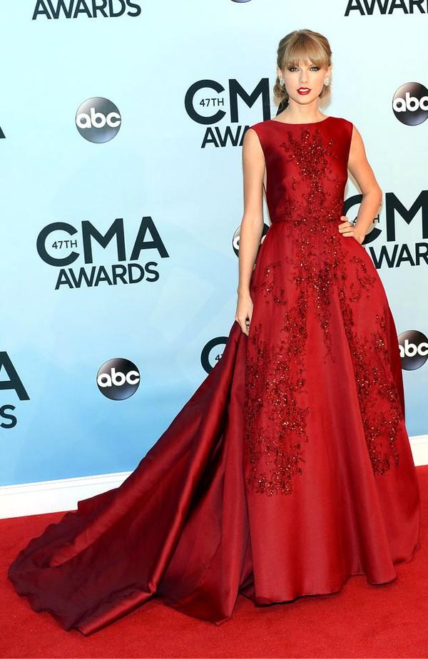 30 chiếc váy thảm đỏ đẹp nhất năm 2013 11