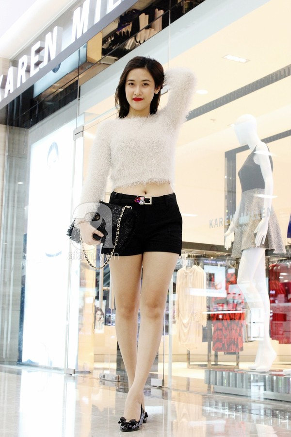 Ngắm street style ngày cuối thu của phái đẹp Hà Nội 10