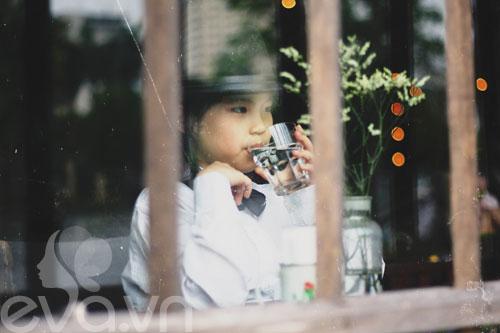 Cô bé lớp 7 có hình trên tạp chí Vogue Ý - 8