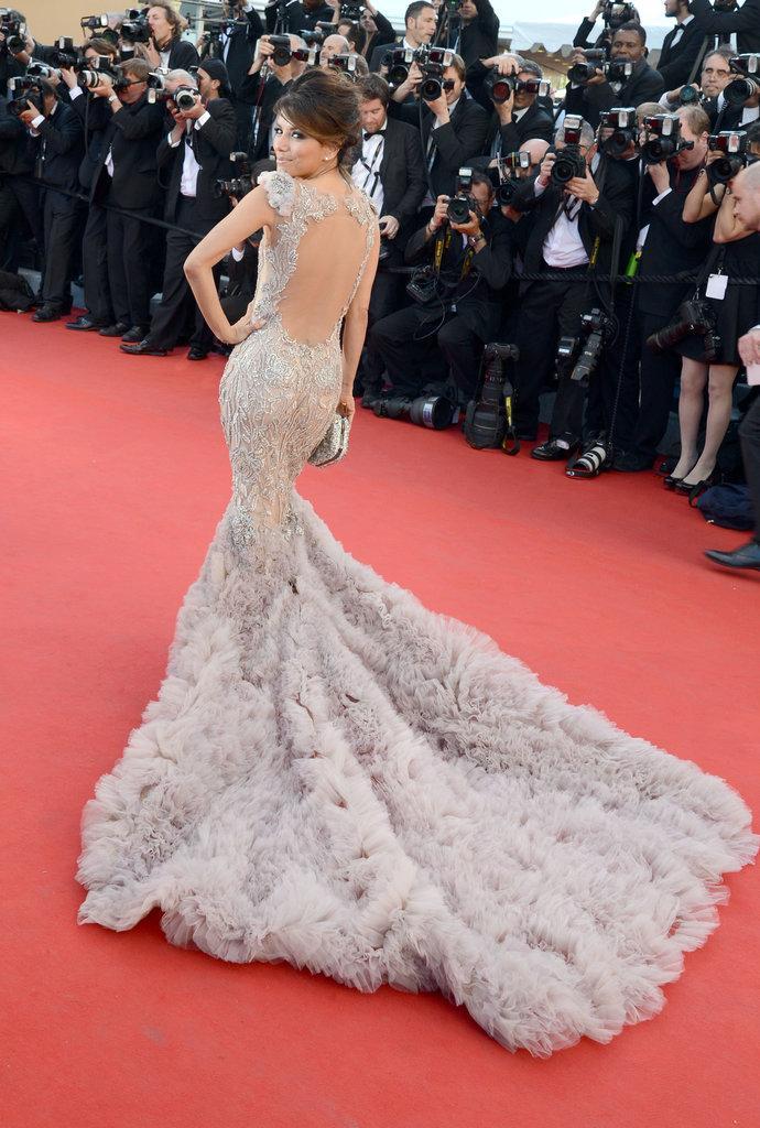 Những bộ cánh thời trang nhất tại các kỳ LHP Cannes