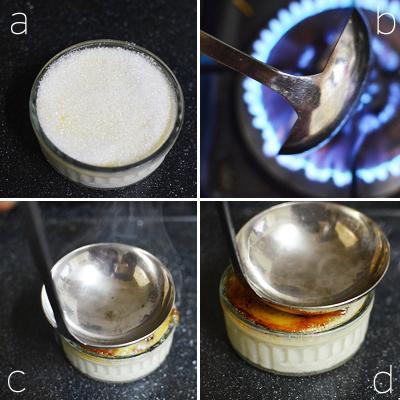 Phá cách với creme brulee vị trà xanh đặc biệt 10