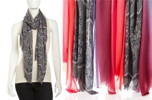 Các mẫu khăn đẹp cho mùa đông năm nay 15