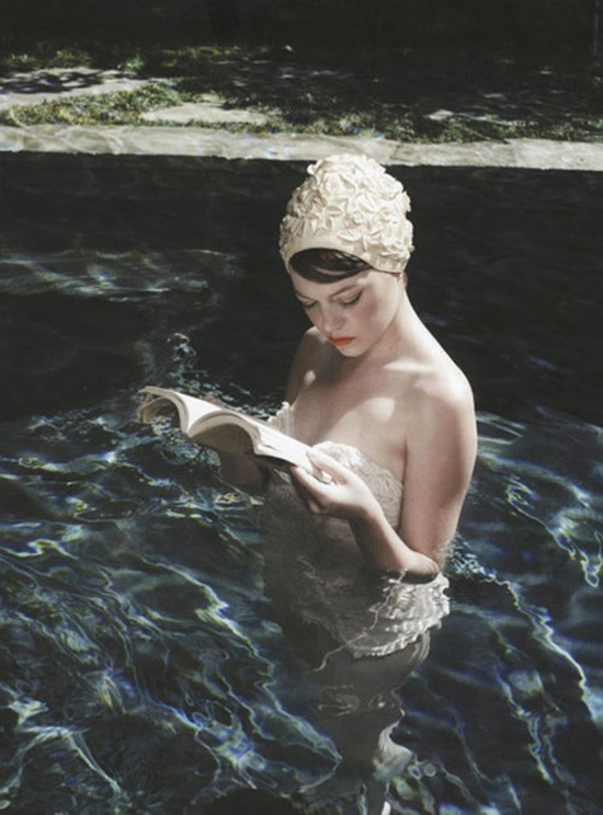 Emma Stone - Nét gợi cảm đằng sau vẻ trong sáng 11