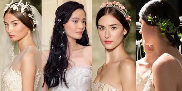 Phụ diện đẹp & lạ cho mái tóc giúp cô dâu thêm lộng lẫy 1