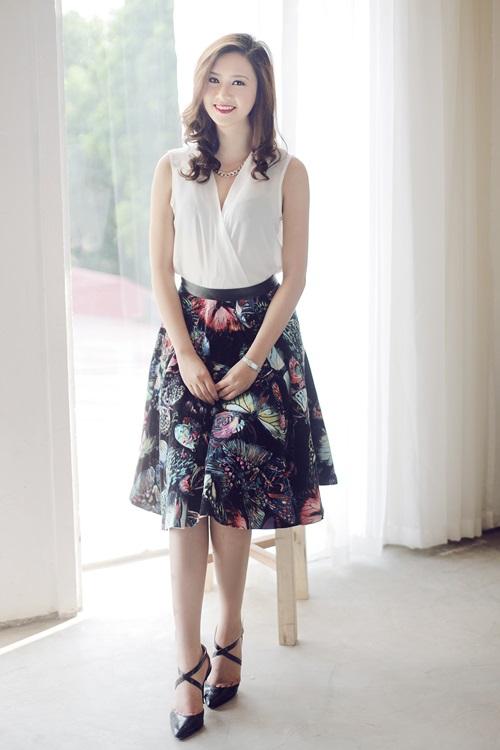 Chọn váy đầm nổi bật tại tiệc cưới mùa Thu - 9