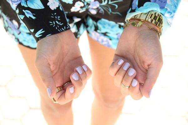 5 màu nail khiến phái mạnh mê mẩn