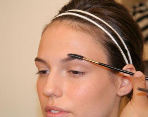 Bí quyết trang điểm lông mày đúng điệu