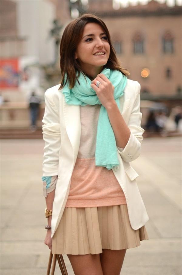 Các mẫu khăn đẹp cho mùa đông năm nay 11