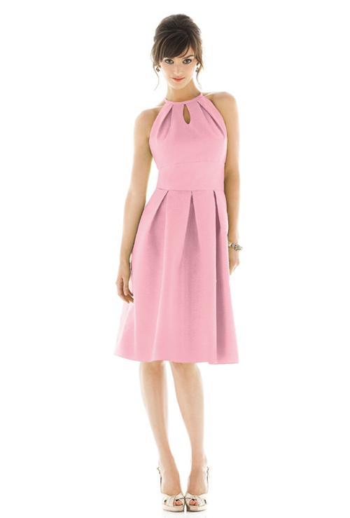 Xu hướng váy phù dâu tone màu pastel 2014 3