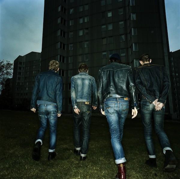 Nudie Jeans - Bí mật của loại quần jeans