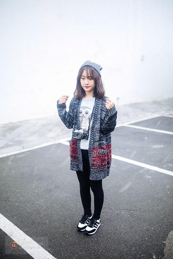 Ngắm street style nổi bật những ngày cuối năm của giới trẻ Bắc-Nam 3