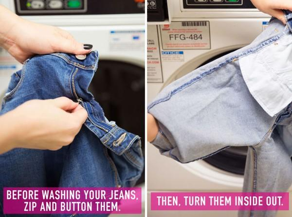 17 thói quen hàng ngày vô tình làm cũ quần áo của bạn 14
