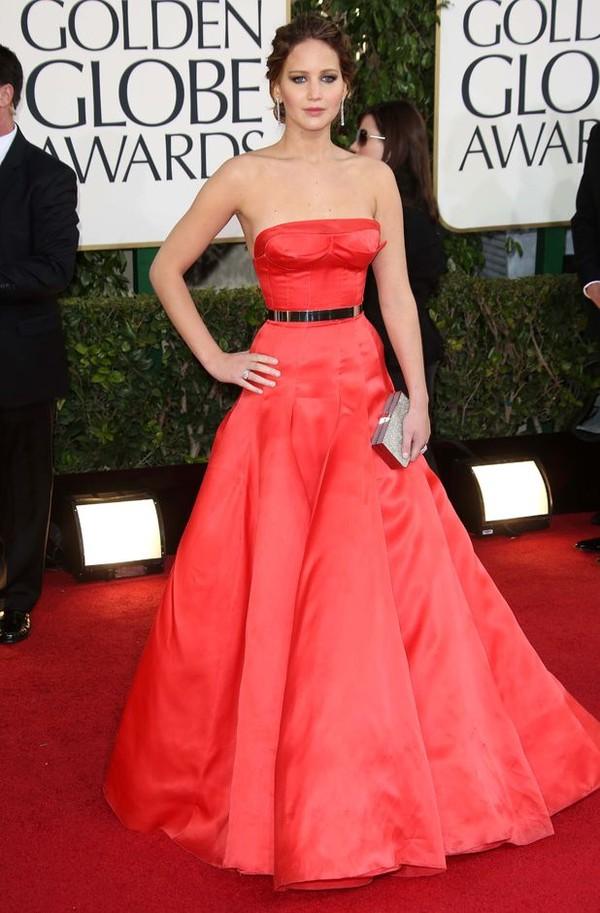 30 chiếc váy thảm đỏ đẹp nhất năm 2013 3