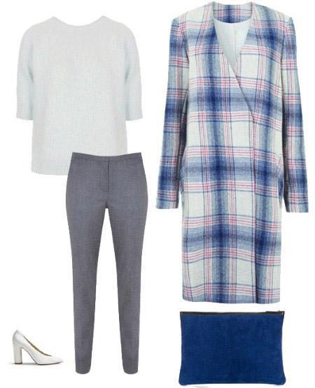 10 cách mặc áo khoác dạ đẹp sang trọng đến công sở