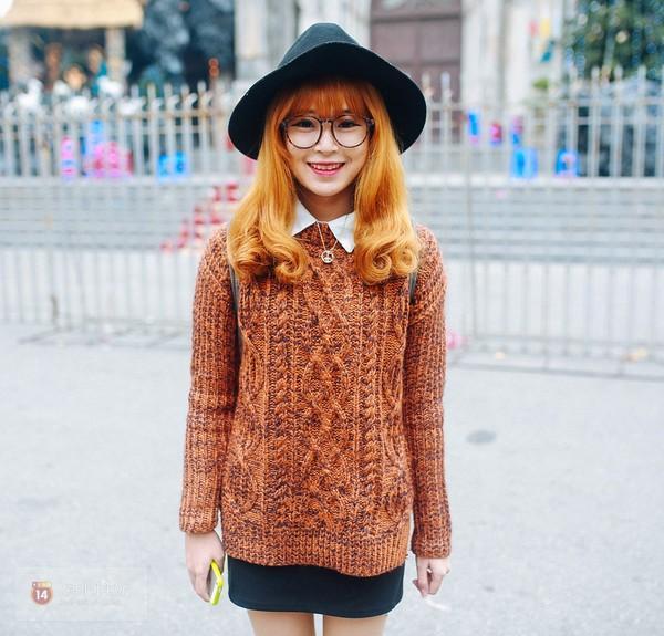 Ngắm street style nổi bật những ngày cuối năm của giới trẻ Bắc-Nam 2