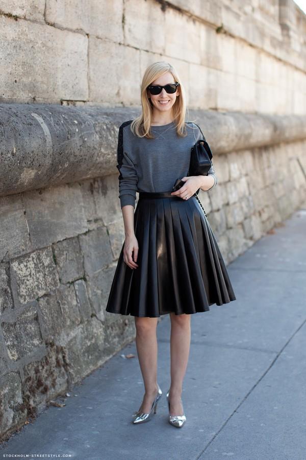 10 chiếc chân váy hè quen thuộc của phái đẹp 17