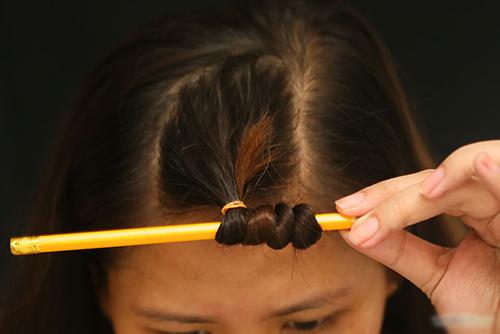 8 cách tự tạo kiểu tóc xoăn tại nhà 2
