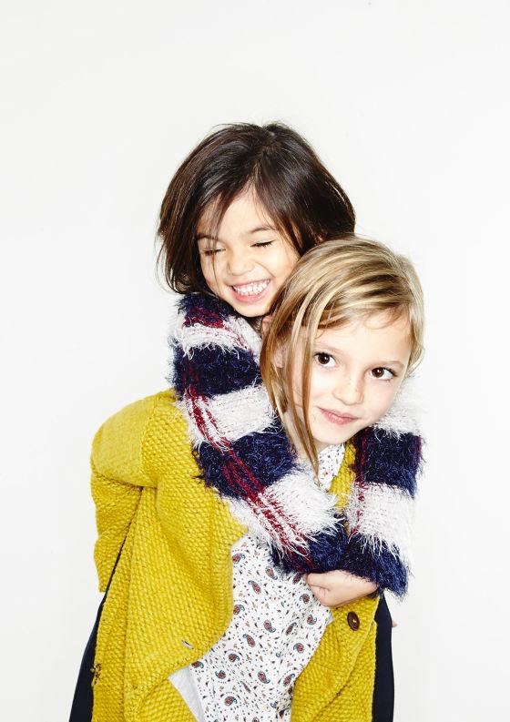 Mê mẩn ngắm lookbook mùa đông dành cho các bé yêu 8