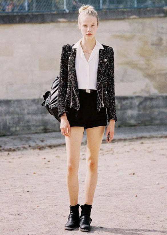 Gợi ý nhiều cách mặc cardigan ngày thu cho phái đẹp 14