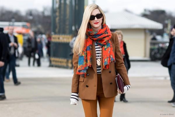 6 gợi ý vận dụng màu sắc dễ đẹp cho mùa thời trang 2015 6