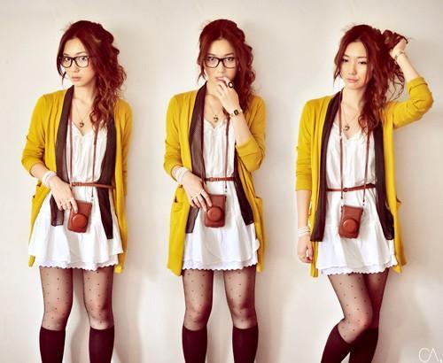 Các kiểu phối đồ thời trang đông cực chất, cực phong cách cho phái đẹp