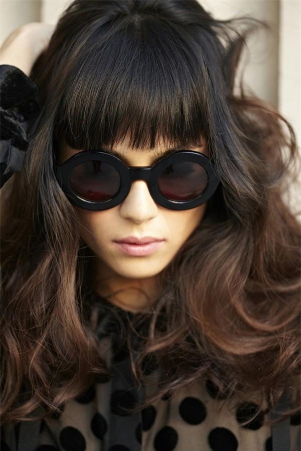 3 kiểu tóc ngắn, ngang vai & dài đẹp cho mùa xuân hè 2014