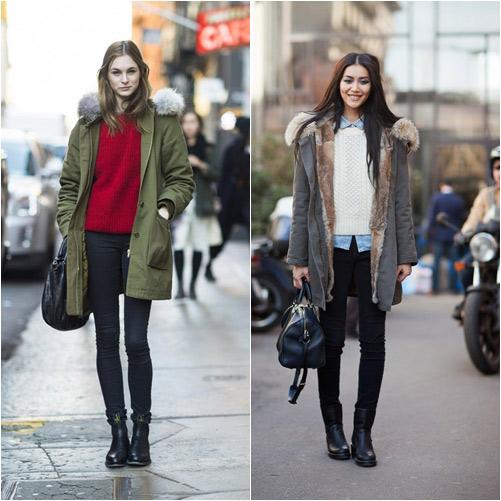 """3 mẫu áo khoác đẹp """"gây sốt"""" trong The Heirs"""